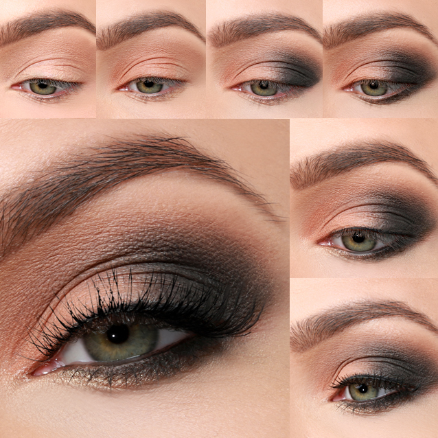 Lulus How To Sultry Smokey Eye Makeup Tutorial Lulus Fashion Blog