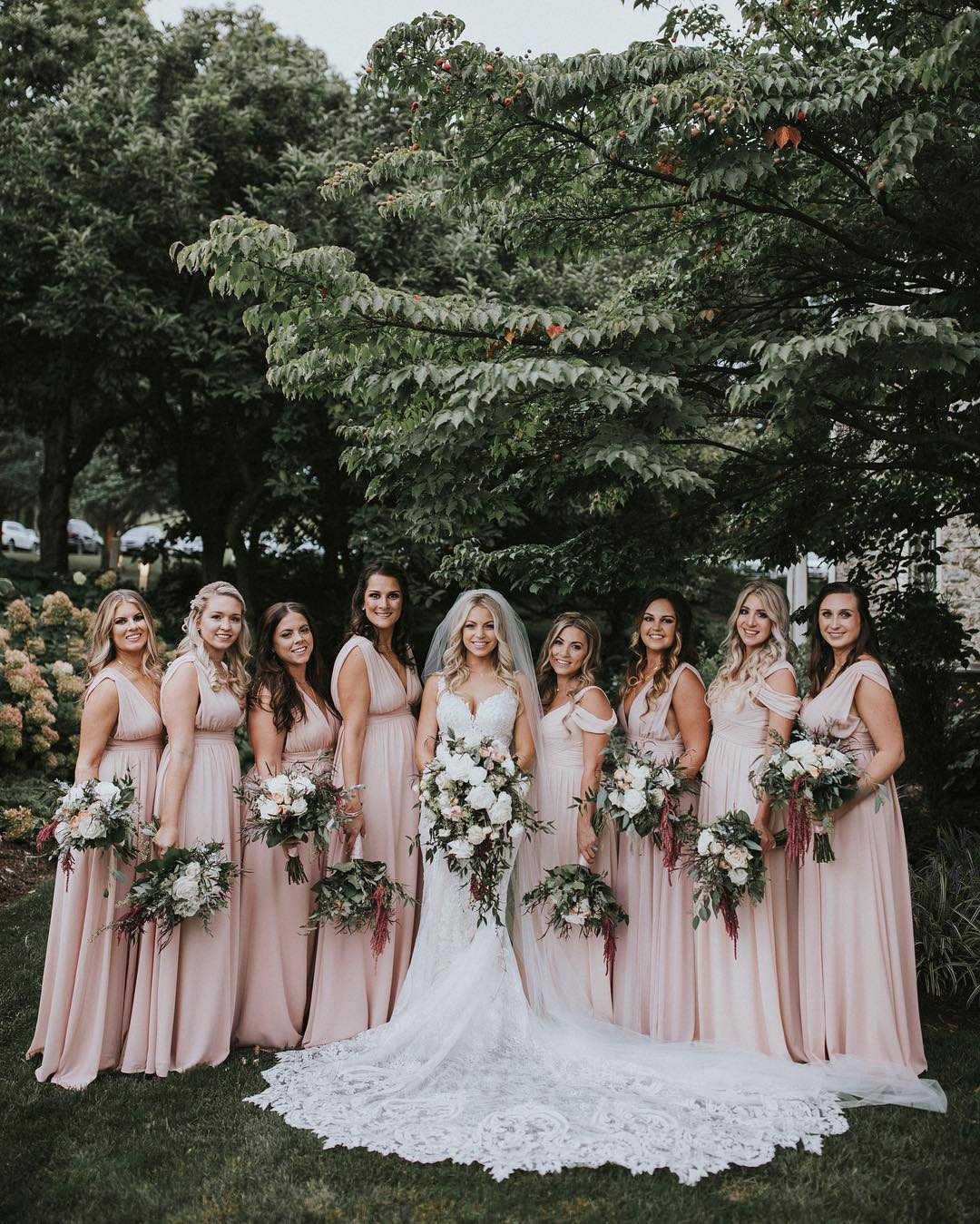 19eaf5257836 ... dresses at pick-me-up prices for every girl in your bridal squad! Shop  the Wedding Collection or shop a few of our most-loved bridesmaid dresses  below.