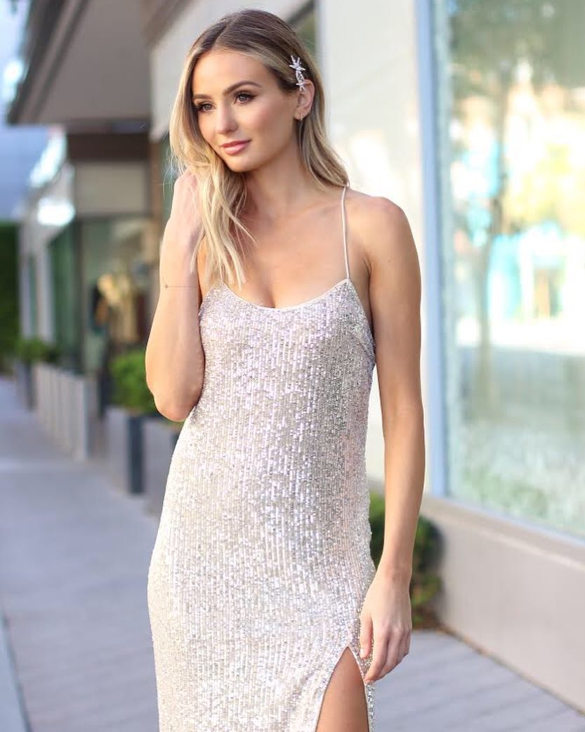 49952f4cffa7 5 Chic New Year s Eve Outfits That Will Ring in 2019 in Style ...