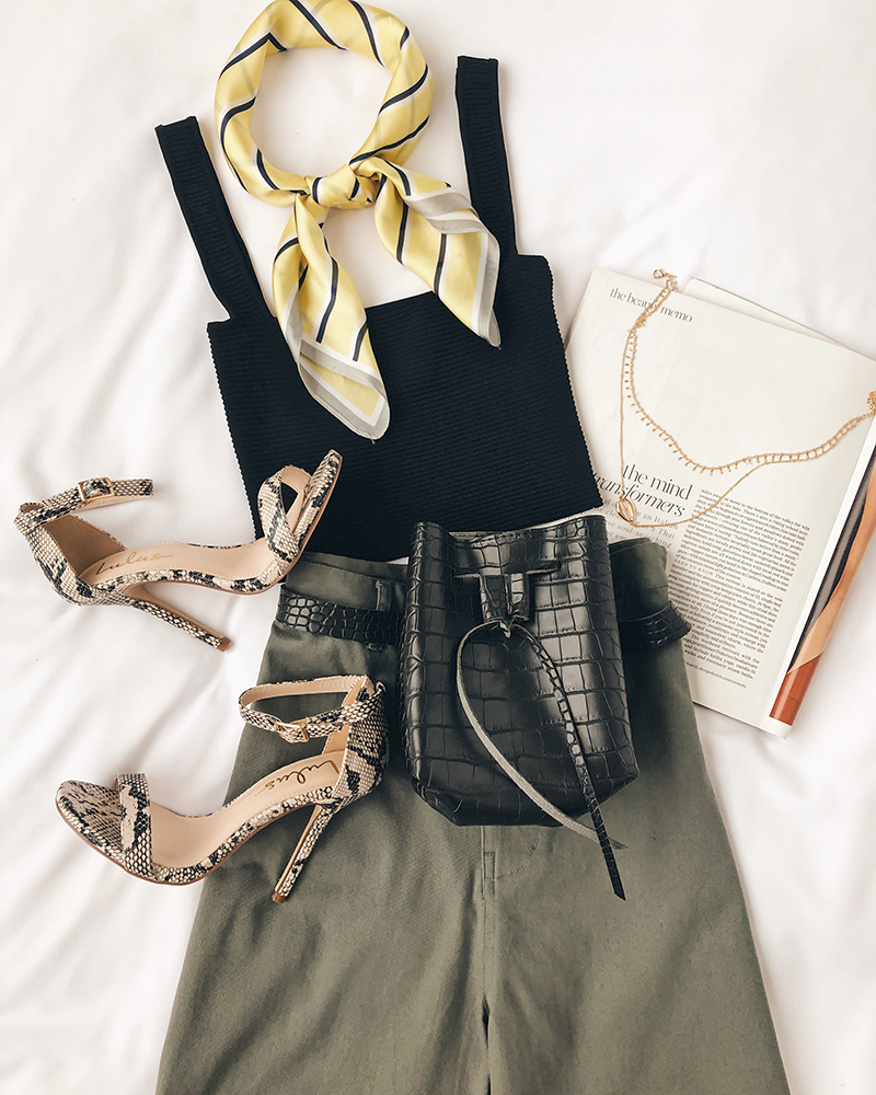 fc1c70b764ac 3 Ways to Wear  Belt Bag Outfits You ll Want to Copy This Spring ...