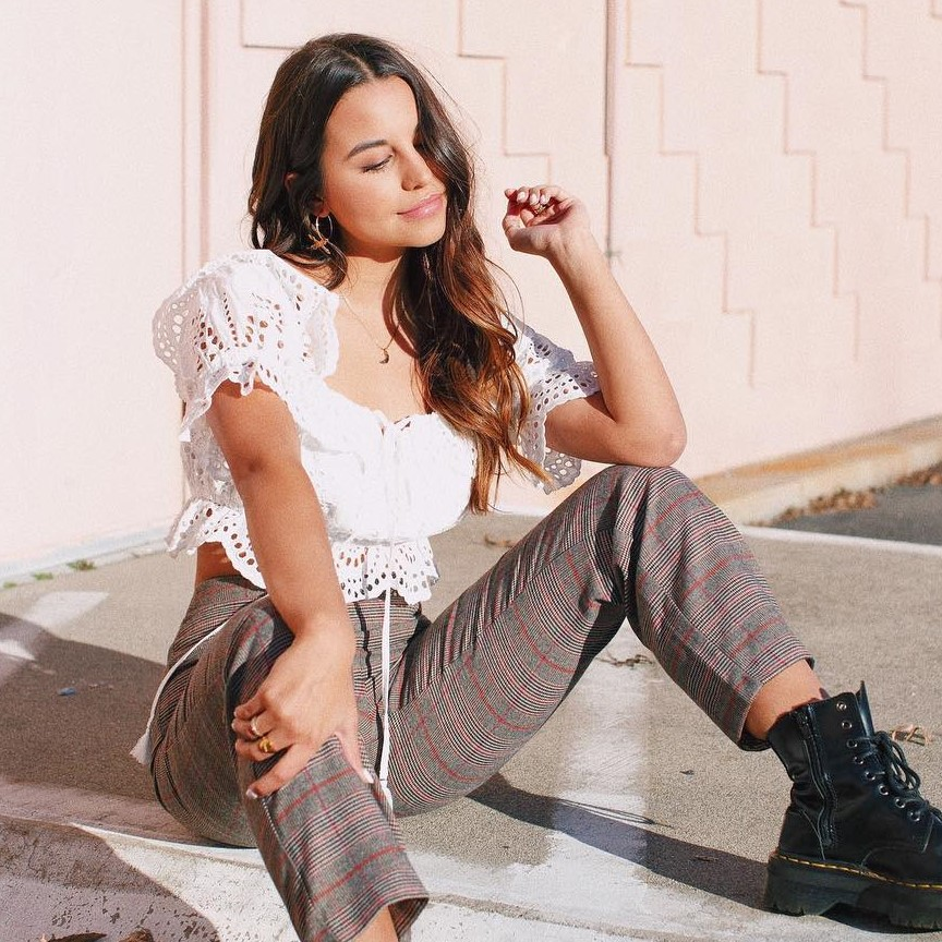 995d70ad12e MVP Trend of the Week  11 Eyelet Clothing Picks That Will Up the Feminine  Factor